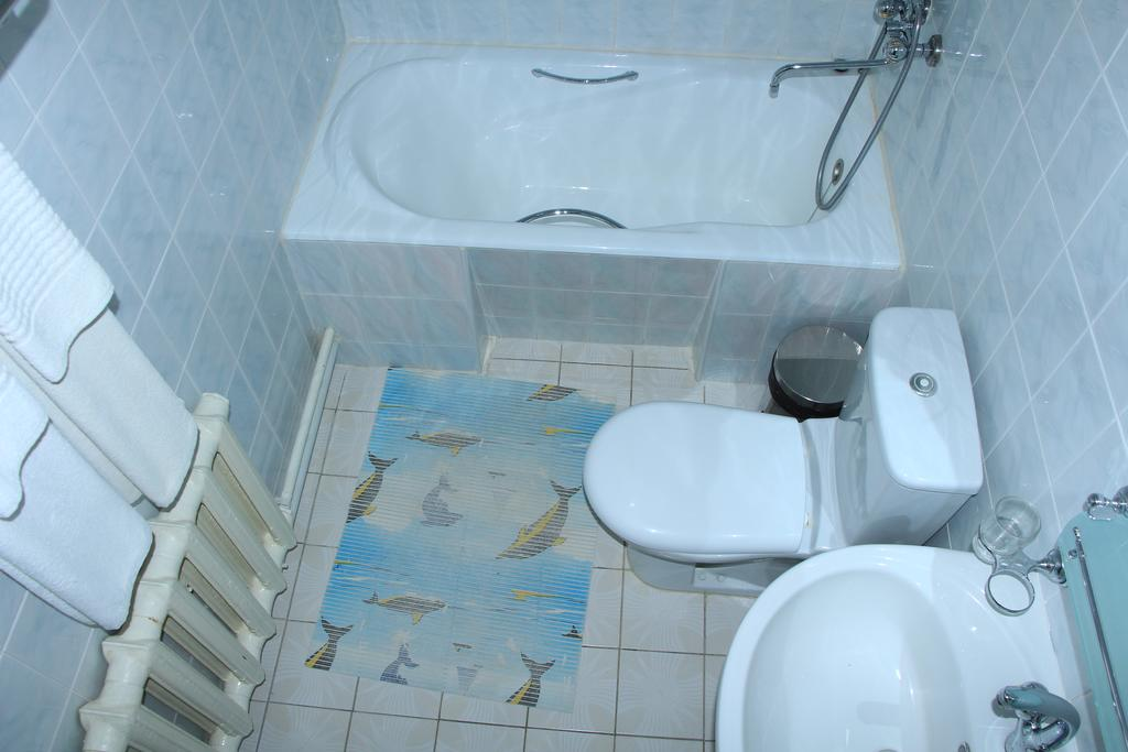 Гостиница Шахерезада Хива ванная 1
