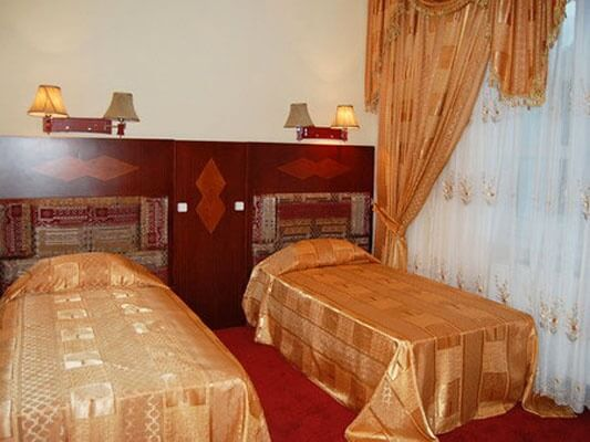 Гостиница Шахрисабз Юлдузи твин 2