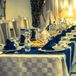Гостиница Шодлик Палас Ташкент ресторан 4