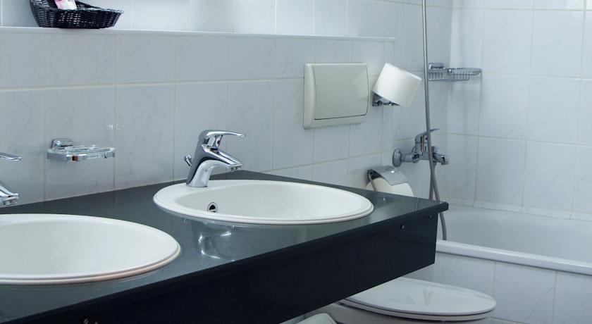 Гостиница Шодлик Палас Ташкент ванная 2