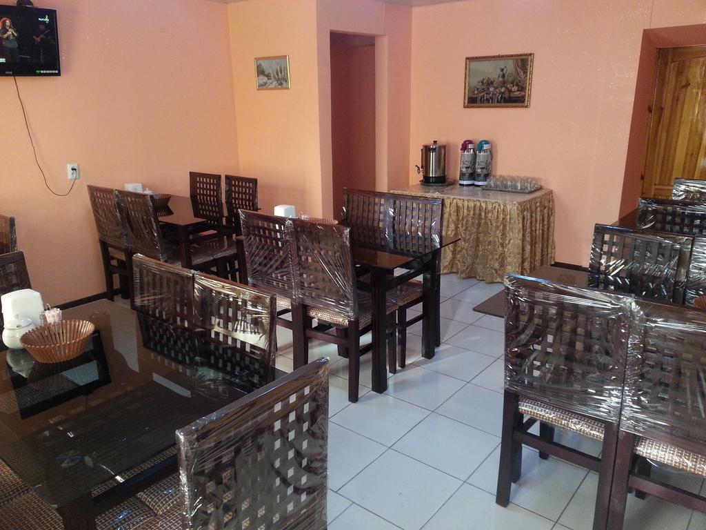 Гостиница Силвер Б&Б Ташкент ресторан 2