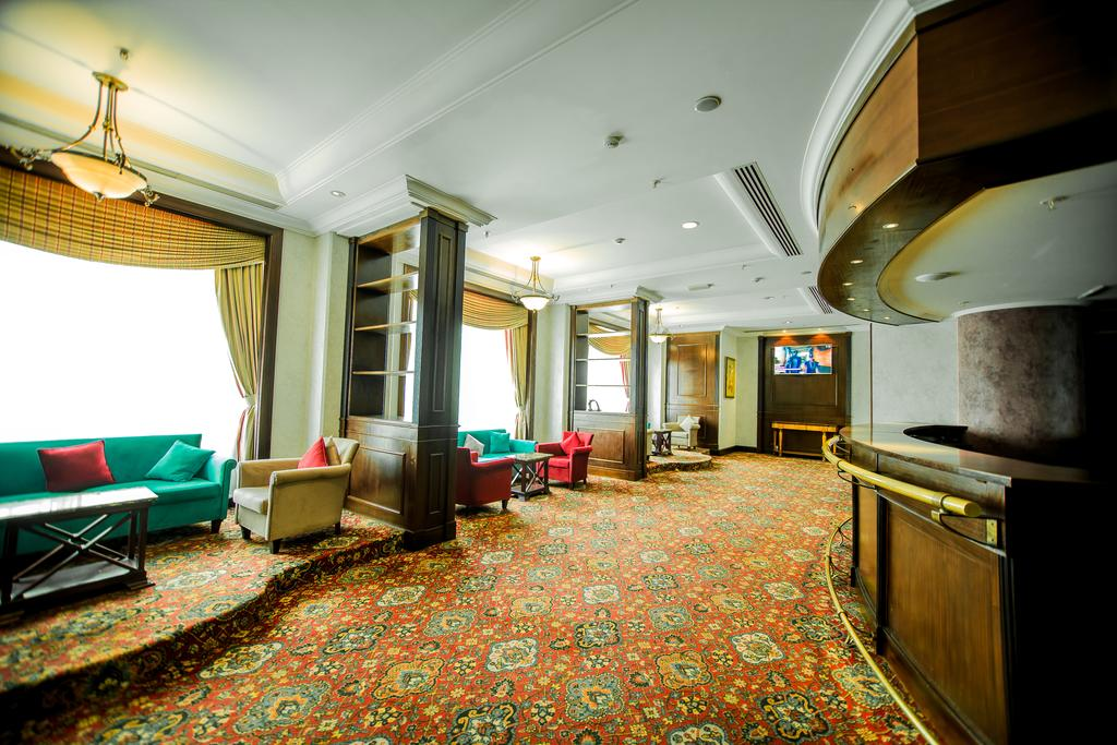 Гостиница Сити Палас Ташкент 2