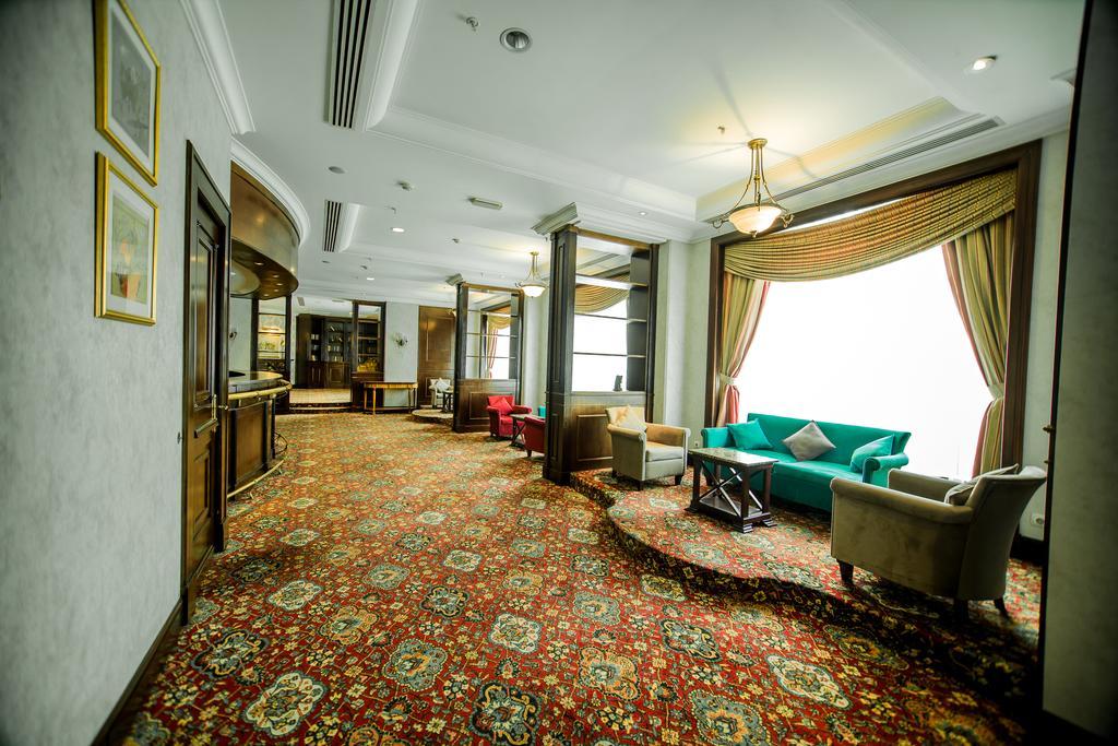 Гостиница Сити Палас Ташкент 3