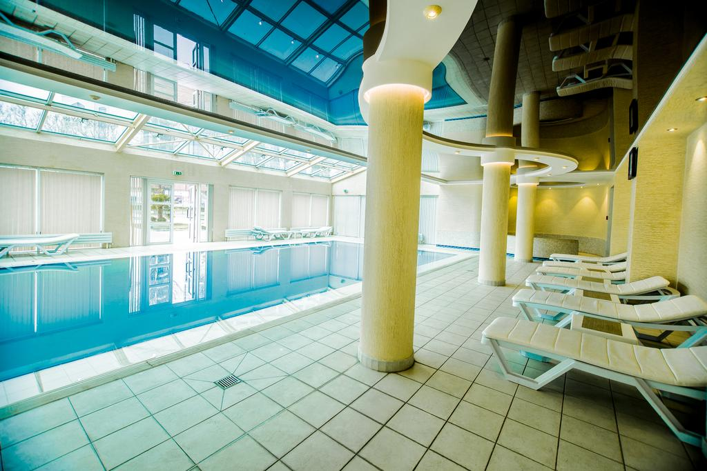 Гостиница Сити Палас Ташкент бассейн 2