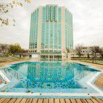 Гостиница Сити Палас Ташкент бассейн 3