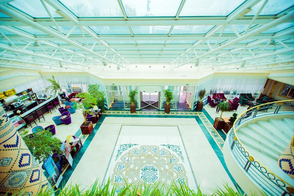 Гостиница Сити Палас Ташкент холл 1