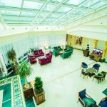 Гостиница Сити Палас Ташкент холл 3