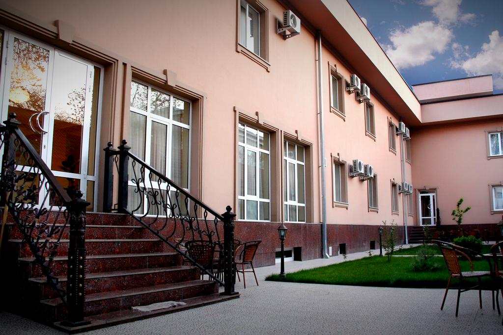 Гостиница Сити Самарканд двор 1