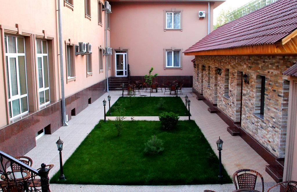 Гостиница Сити Самарканд двор 3