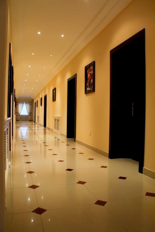 Гостиница Сити Самарканд коридор 1