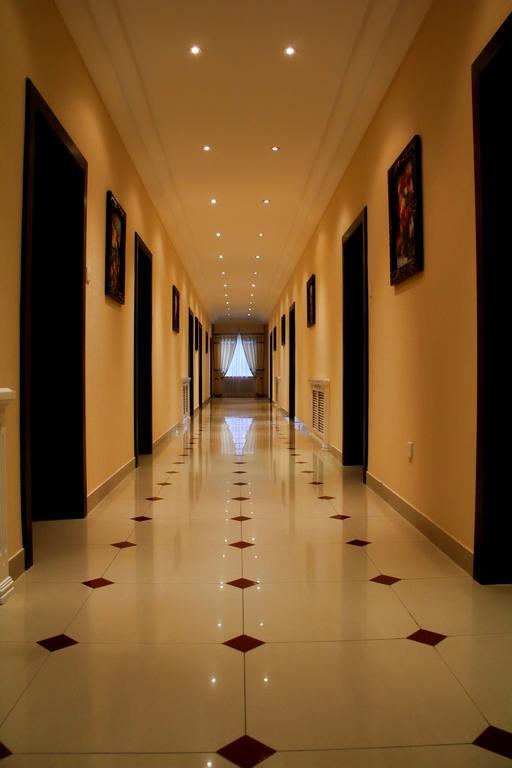Гостиница Сити Самарканд коридор 2