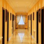 Гостиница Сити Самарканд коридор 4