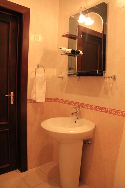 Гостиница Сити Самарканд ванная 1