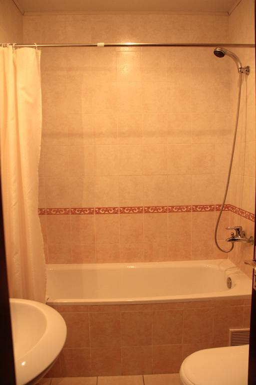 Гостиница Сити Самарканд ванная 2