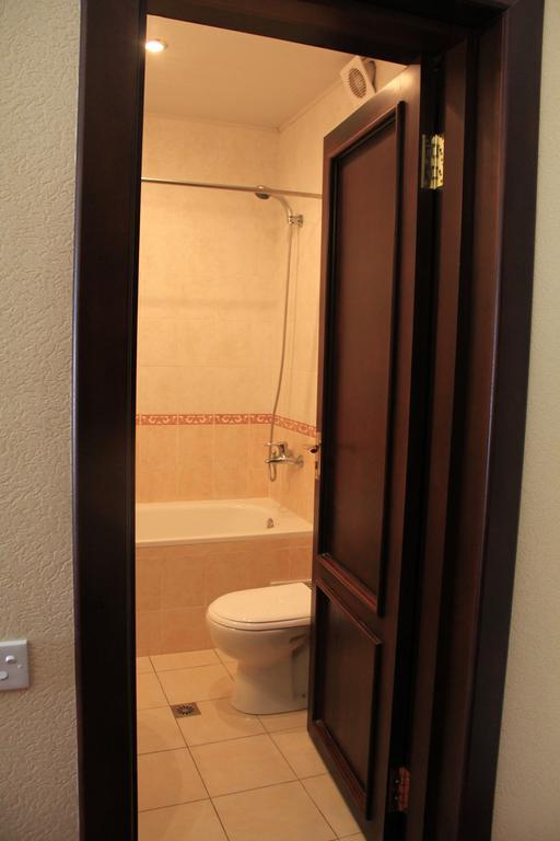 Гостиница Сити Самарканд ванная 3