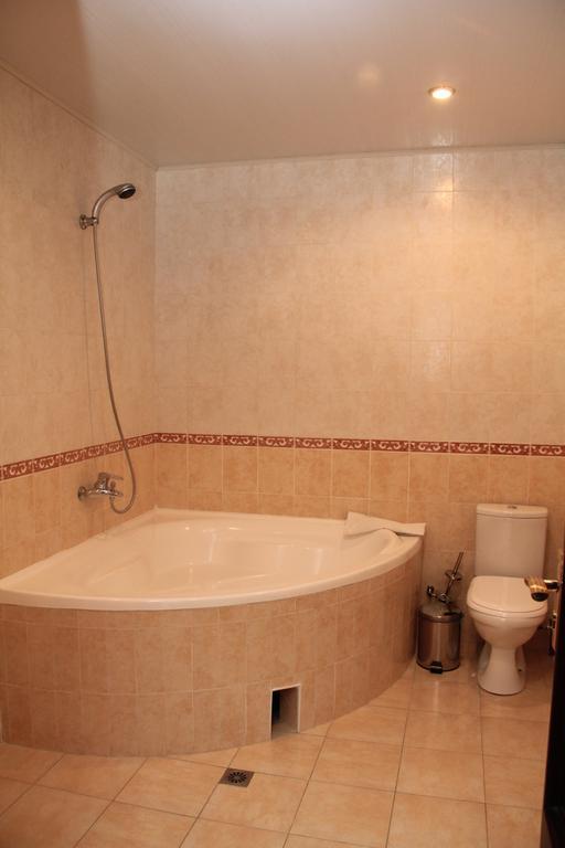 Гостиница Сити Самарканд ванная 4