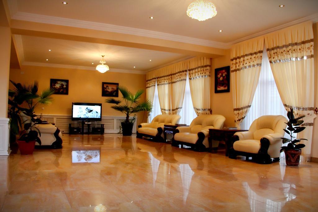 Гостиница Сити Самарканд холл