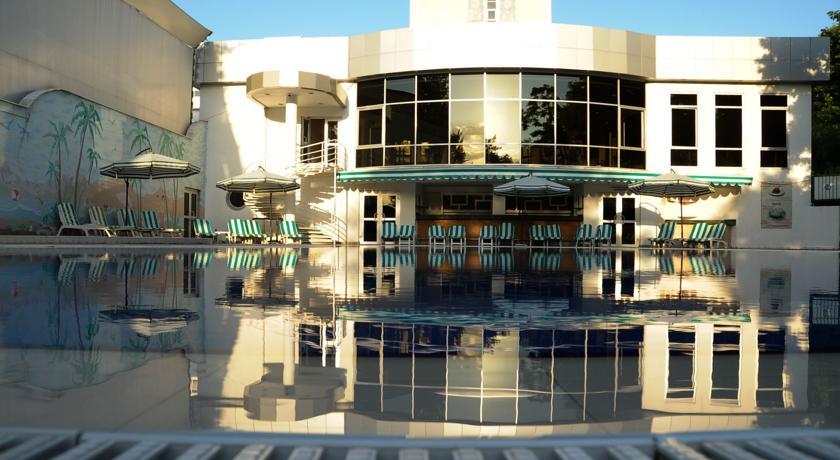 Гостиница Виндам Ташкент 4