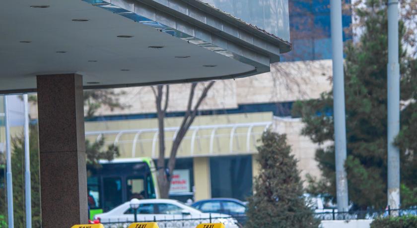 Гостиница Виндам Ташкент 6