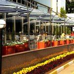 Гостиница Виндам Ташкент ресторан 2