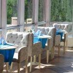 Гостиница Виндам Ташкент ресторан 4
