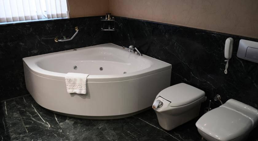 Гостиница Виндам Ташкент ванная 2