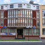Гостиница Хан Коканд фасад