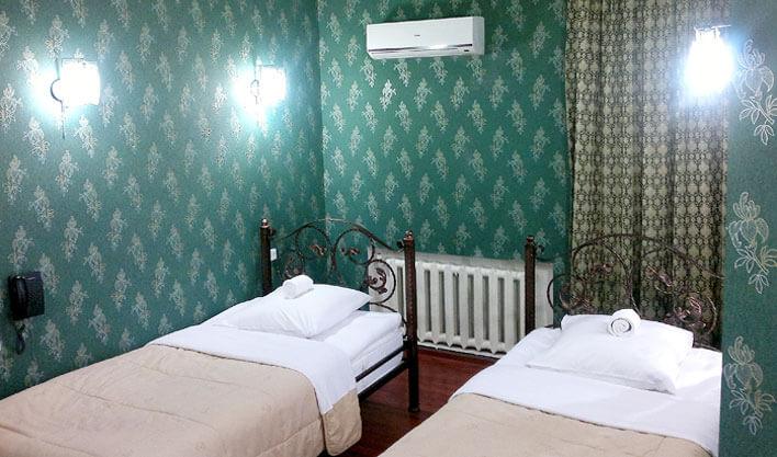Гостиница Хан Коканд твин 1