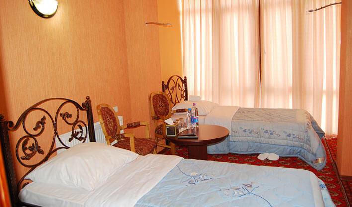 Гостиница Хан Коканд твин 2