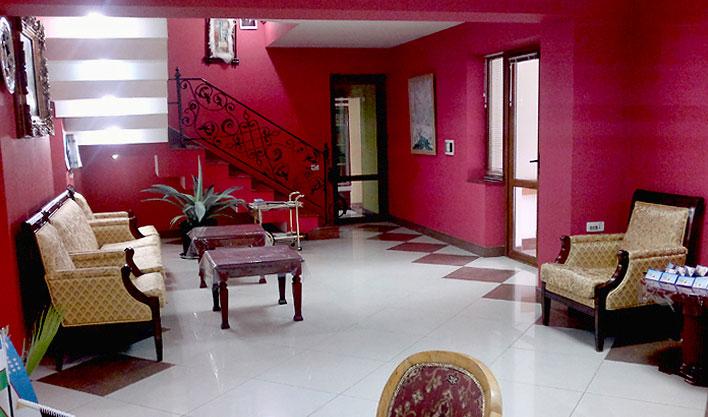 Гостиница Хан Коканд холл 1