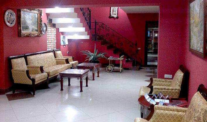 Гостиница Хан Коканд холл 2