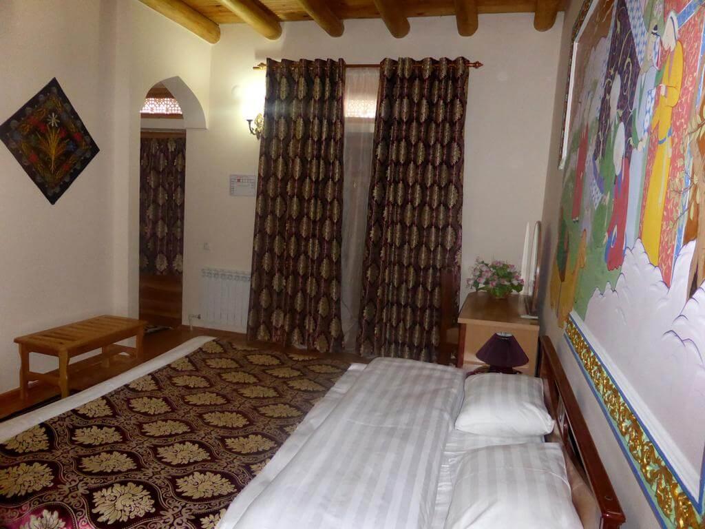 Гостиница Ховли Поён Бухара дабл 2