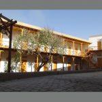 Гостиница Ховли Поён Бухара двор 5