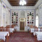Гостиница Ховли Поён Бухара ресторан 1