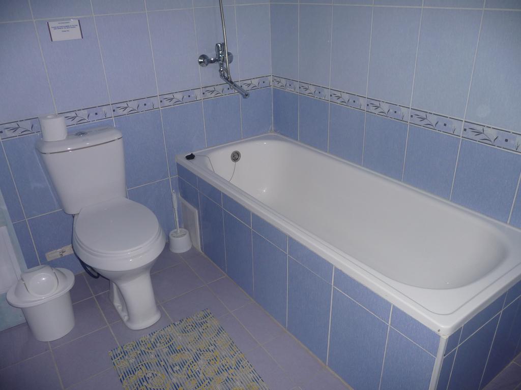 Гостиница Ховли Поён Бухара ванная