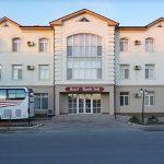 Гостиница Жипек Жоли Нукус фасад