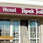 Гостиница Жипек Жоли Нукус фасад 2