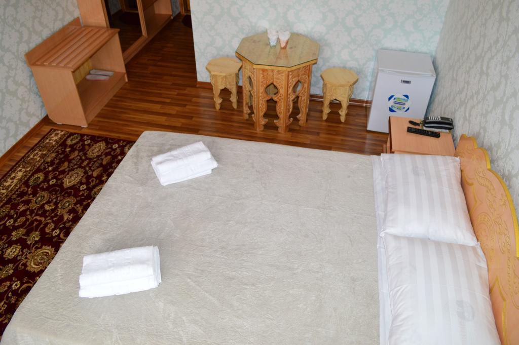 Гостиница Зилол Бахт Самарканд дабл 1