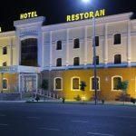 Гостиница Зилол Бахт Самарканд фасад