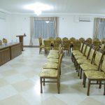 Гостиница Зилол Бахт Самарканд конференционный зал 1