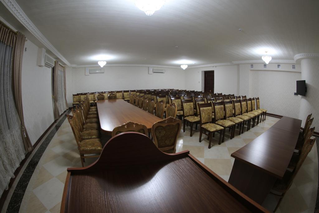Гостиница Зилол Бахт Самарканд конференционный зал 2