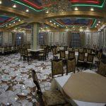 Гостиница Зилол Бахт Самарканд ресторан 2