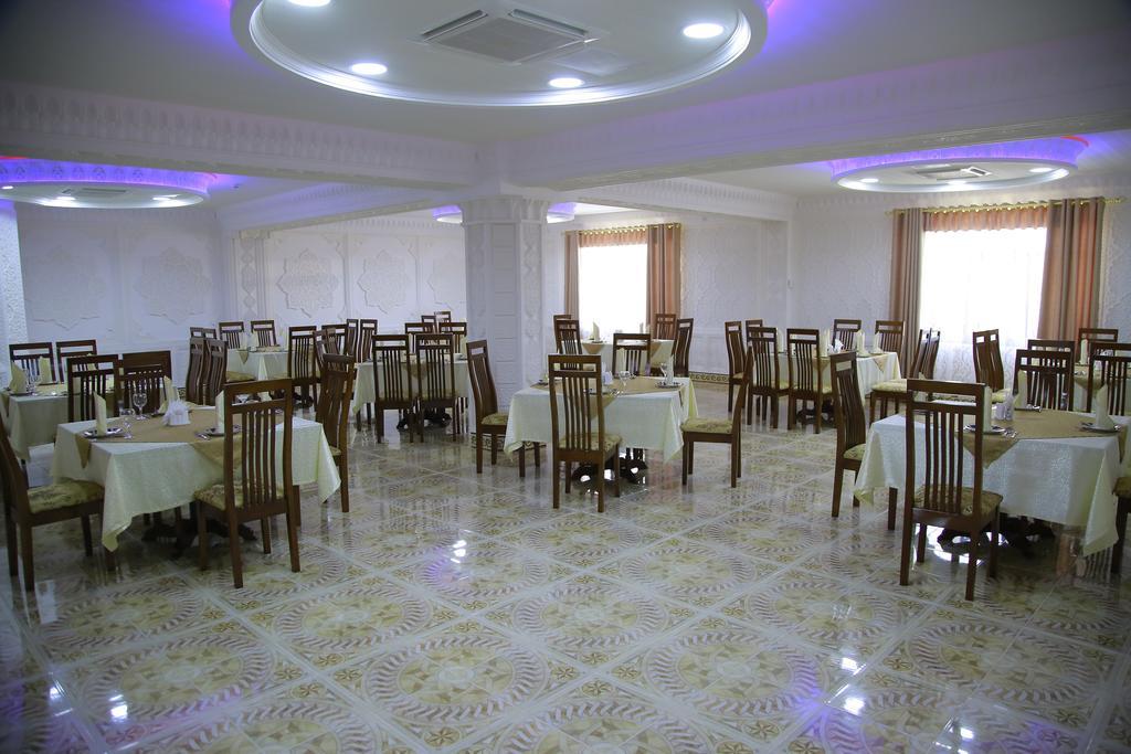 Гостиница Зилол Бахт Самарканд ресторан 3