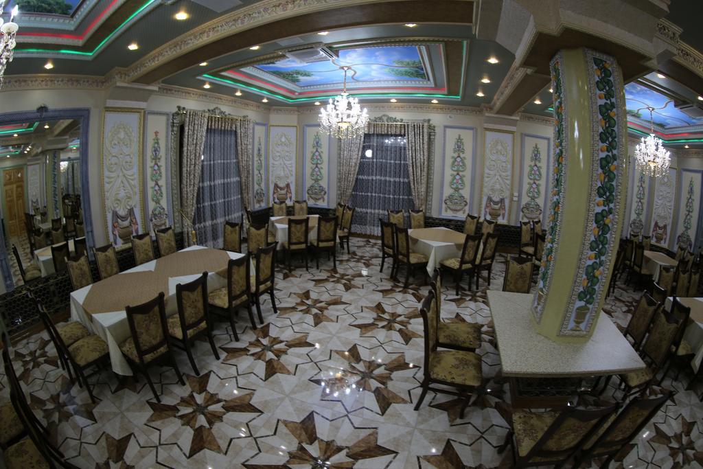 Гостиница Зилол Бахт Самарканд ресторан 4