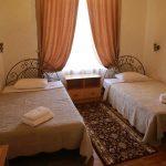 Гостиница Зилол Бахт Самарканд твин 1