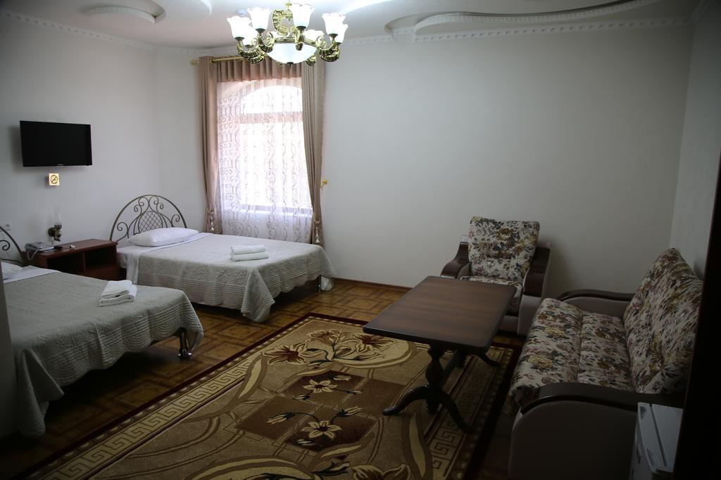 Гостиница Зилол Бахт Самарканд твин 2