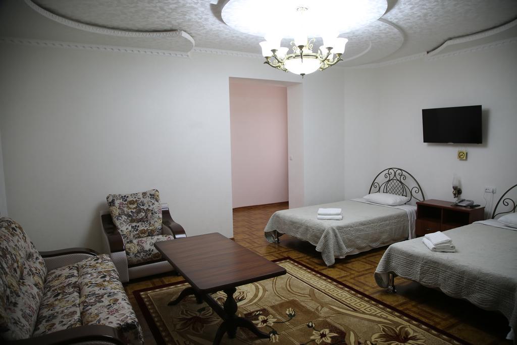 Гостиница Зилол Бахт Самарканд твин 3