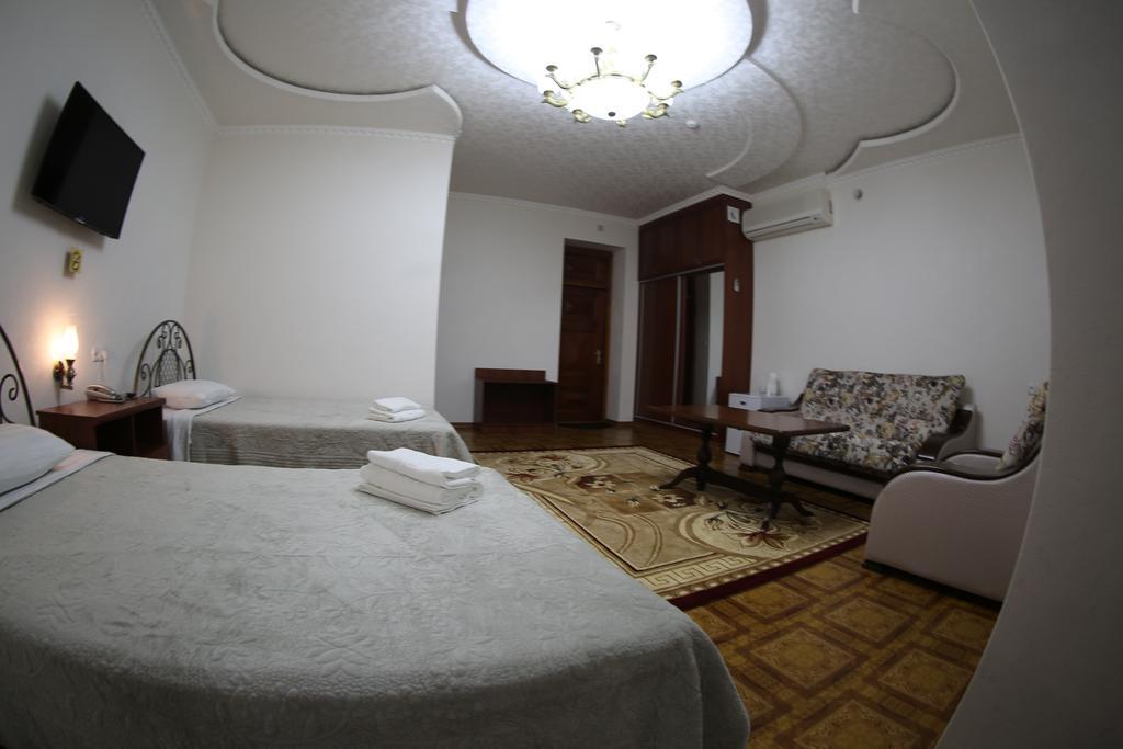 Гостиница Зилол Бахт Самарканд твин 7