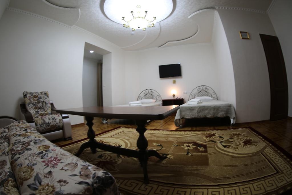 Гостиница Зилол Бахт Самарканд твин 8