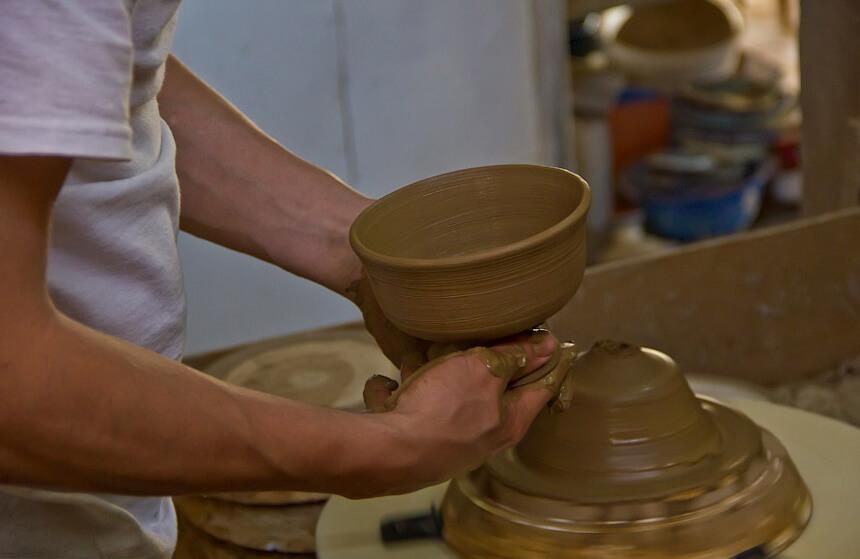 Керамика Гиждувана